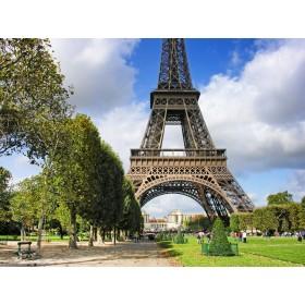 Πύργος του Άϊφελ - Δρομάκι
